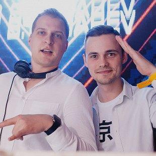 «Staff Party»: DJs Dyxanin, Xray