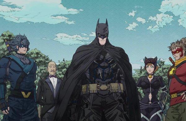 лучших мультфильмов про Бэтмена