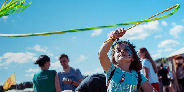 Необычные летние фестивали для всей семьи