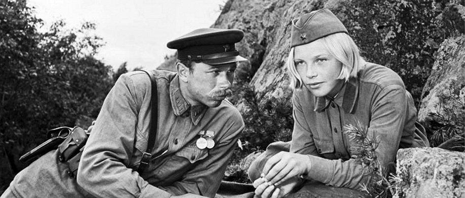 фильмов о защитниках отечества, но женщинах