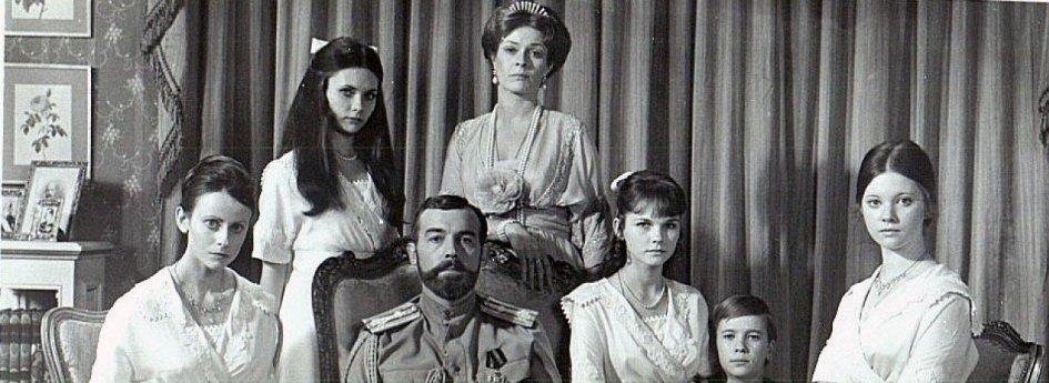 Кино: «Николай и Александра»