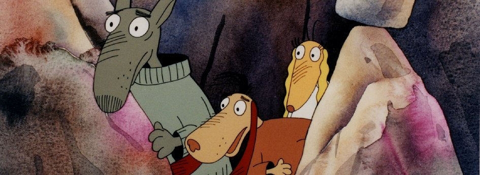 Кино: «Том и Флаффи»