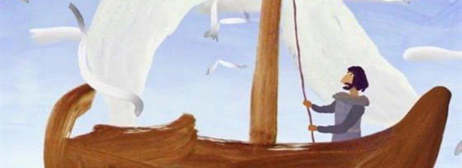 Кино: «Путешествие Марко Поло, или Как была открыта Америка»