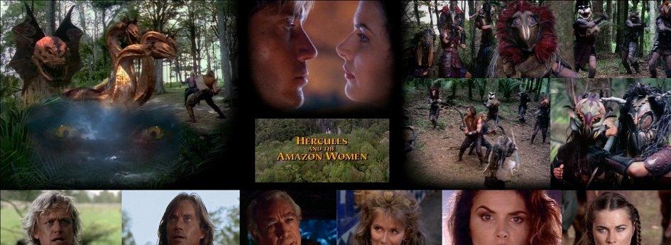 Кино: «Геркулес и амазонки»