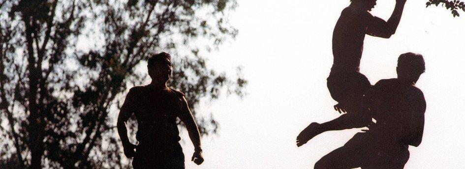 Кино: «Прекрасный боксер»