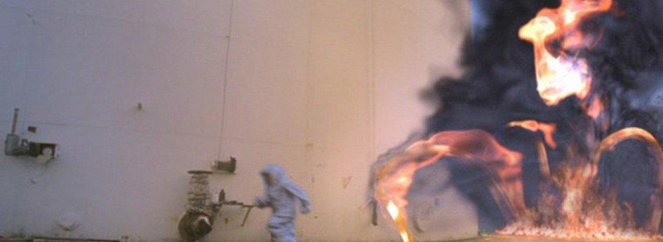 Кино: «Огонь из ниоткуда»