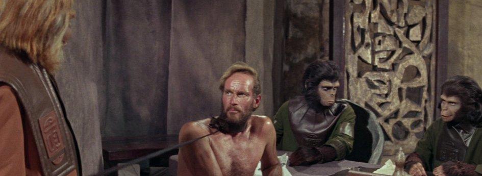 Кино: «Планета обезьян»