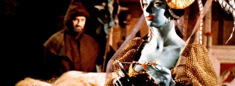 Кино: «Проклятие темно-красного алтаря»