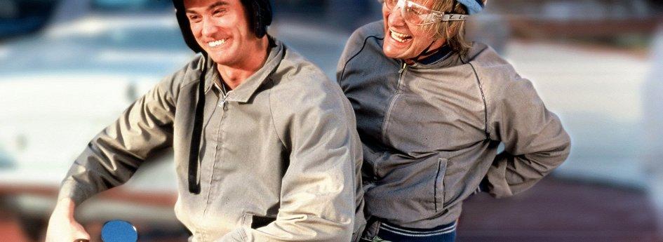 Кино: «Тупой и еще тупее»
