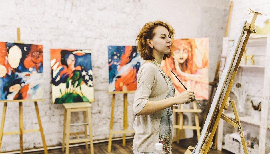 Выставки: Катерина Томилова. Дыхание сна