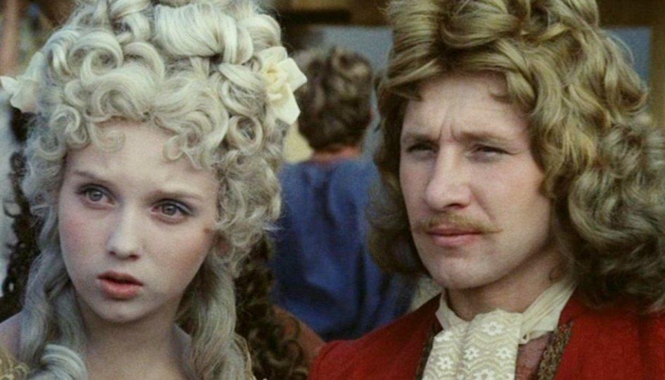 Кино: «Сказ про то, как царь Петр арапа женил»