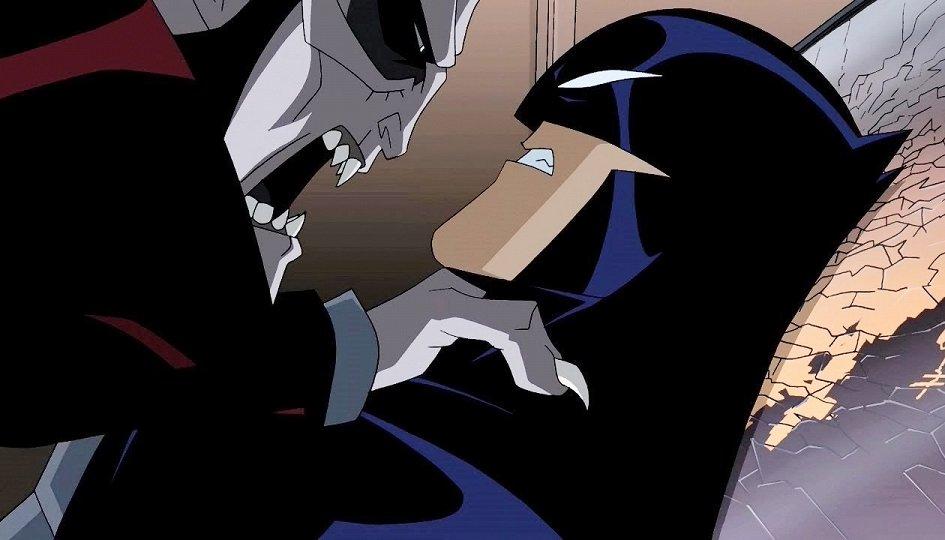 Кино: «Бэтмен против Дракулы»