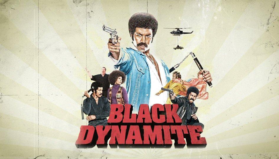 Кино: «Черный динамит»