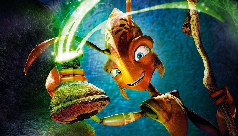 Кино: «Гроза муравьев»