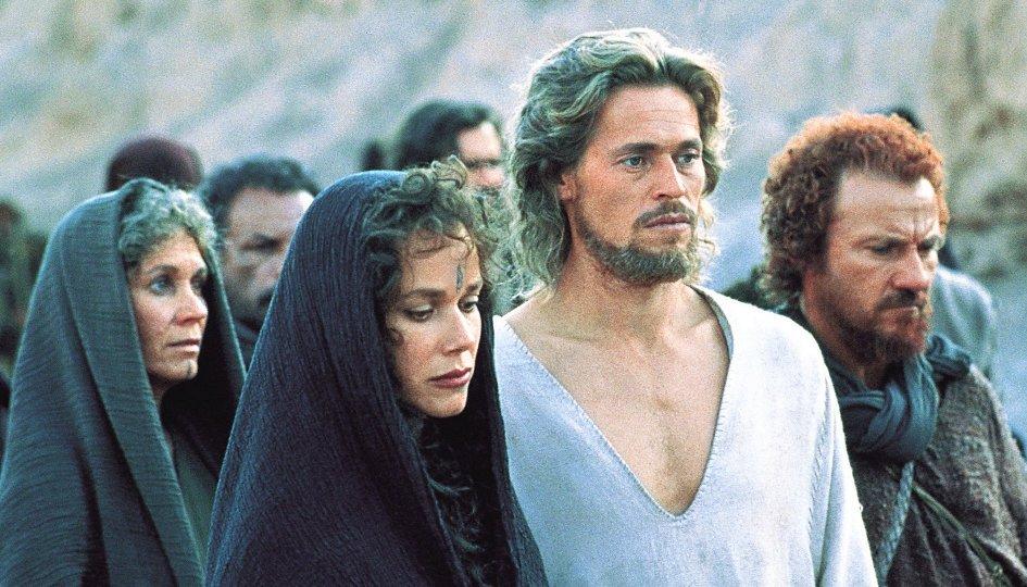 Кино: «Последнее искушение Христа»