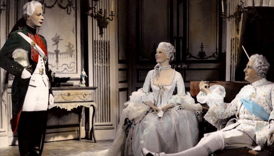 Кино: «Секрет шевалье Д`Эона»