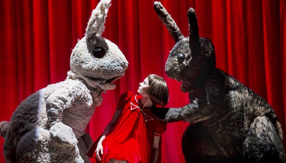 Театр: Беги, Алиса, беги, Москва