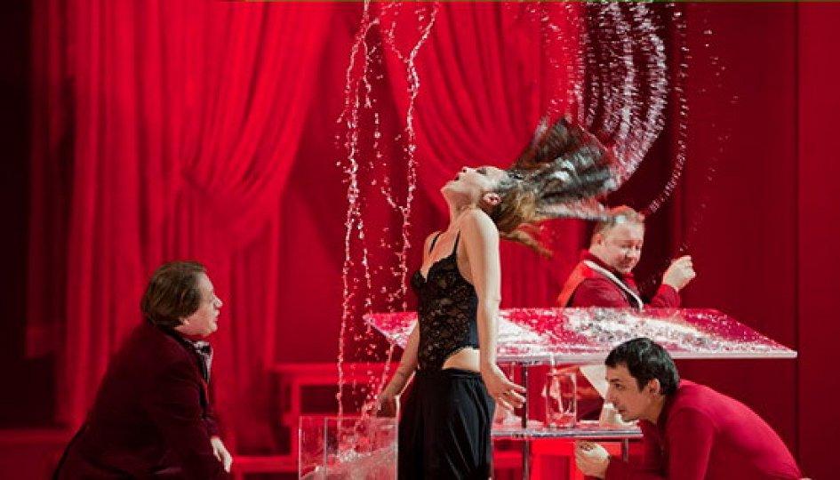 Театр: Екатерина Ивановна