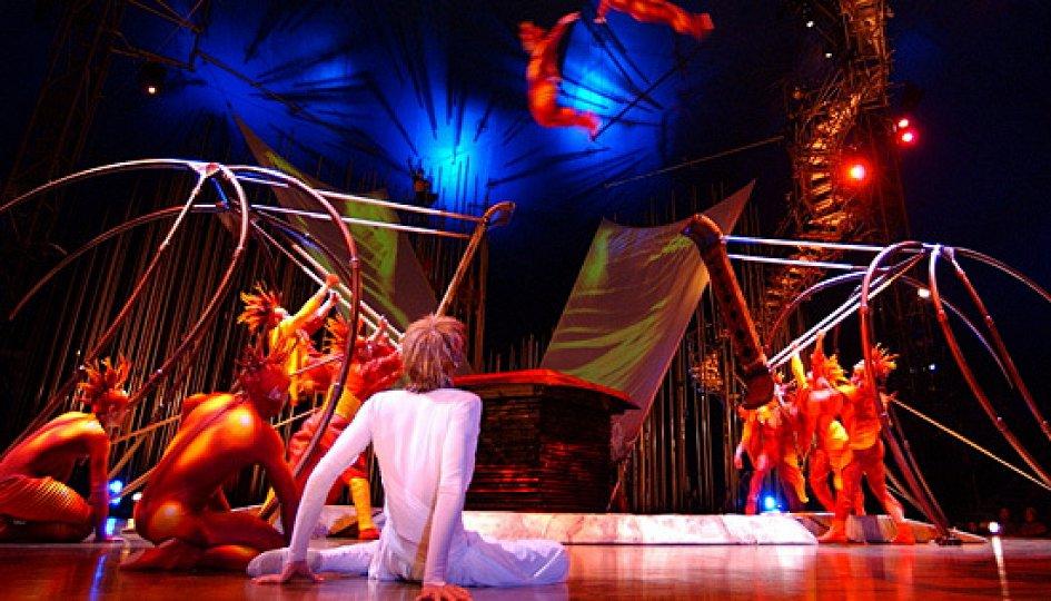 Театр: Varekai