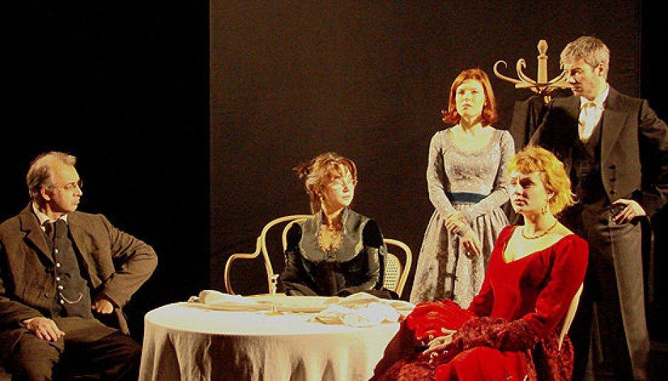 Театр: Поздняя любовь