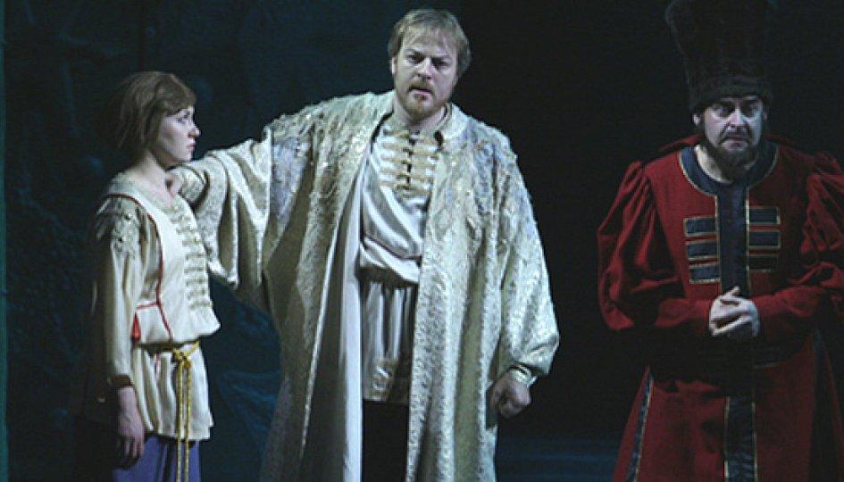 Театр: Борис Годунов