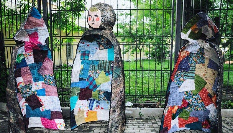 Выставки: ДЭЗ №5. Московское двороведение