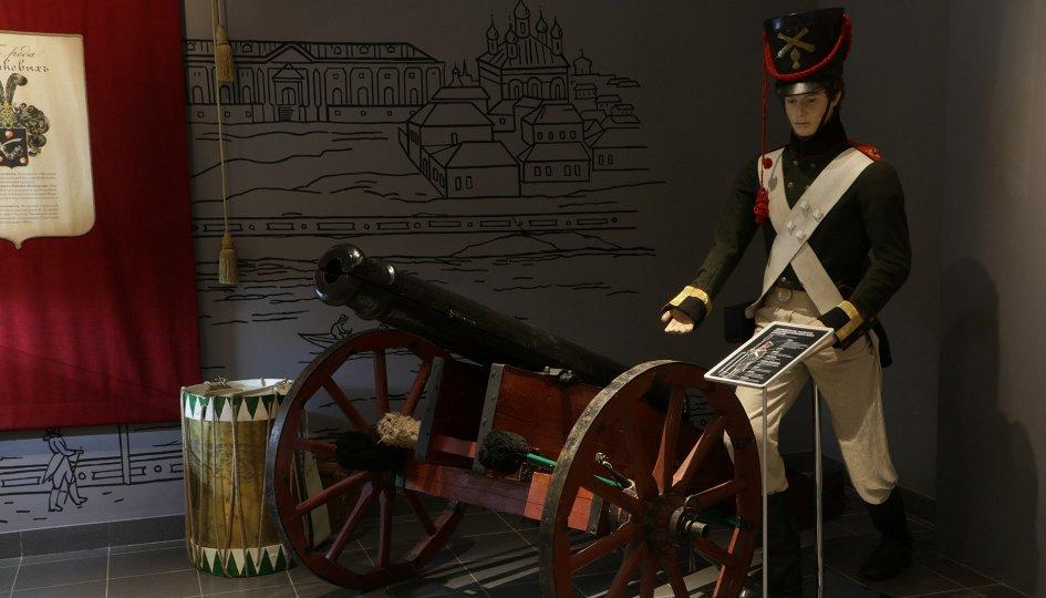 Выставки: Экспозиция Тульского военно-исторического музея