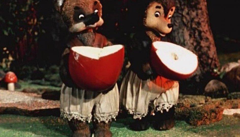 Кино: «Два жадных медвежонка»