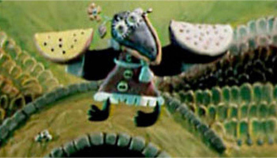 Кино: «Пластилиновая ворона»