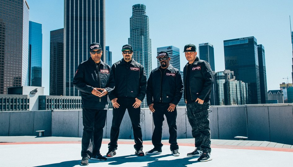 Концерты: Cypress Hill