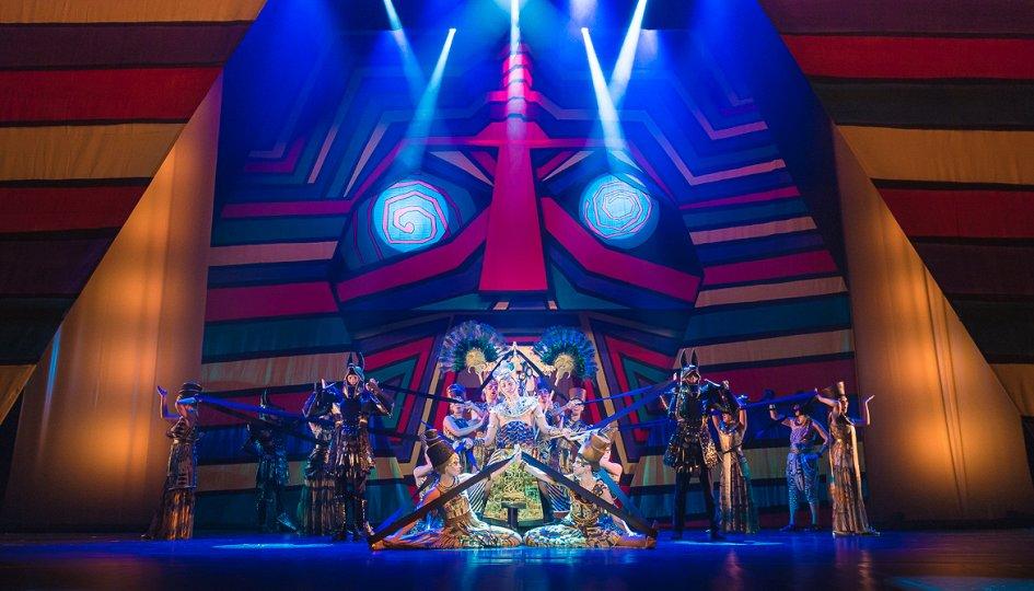 Театр: Иосиф и его удивительный плащ снов, Санкт-Петербург