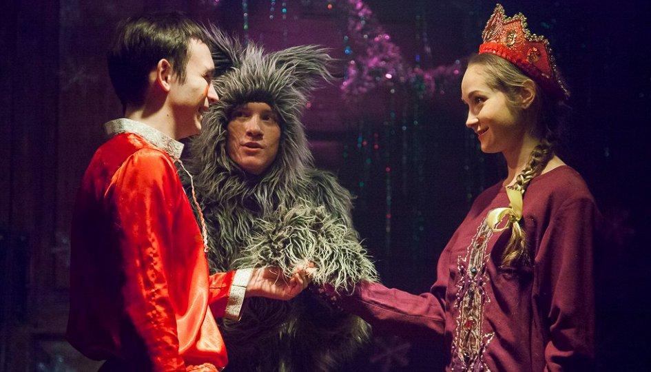 Театр: Иван-царевич и Серый Волк, Екатеринбург