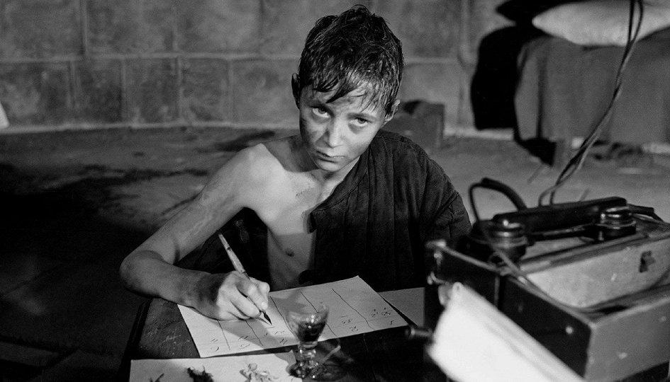 Кино: «Иваново детство»