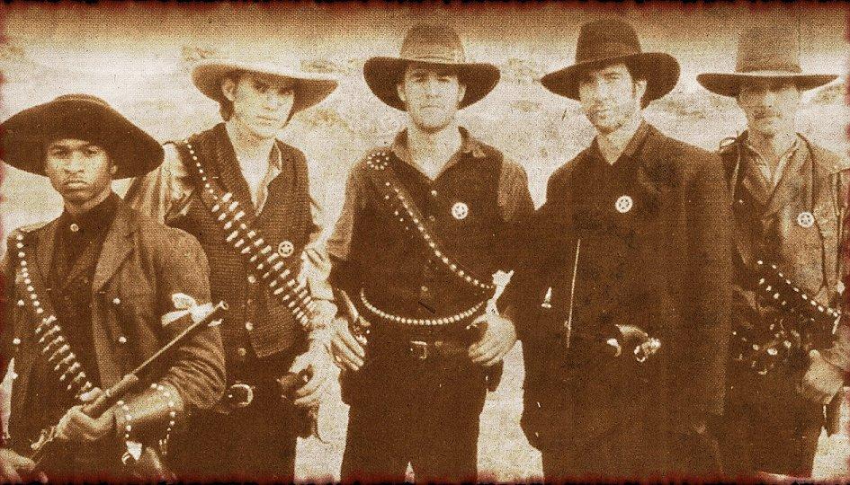 Кино: «Техасские рейнджеры»