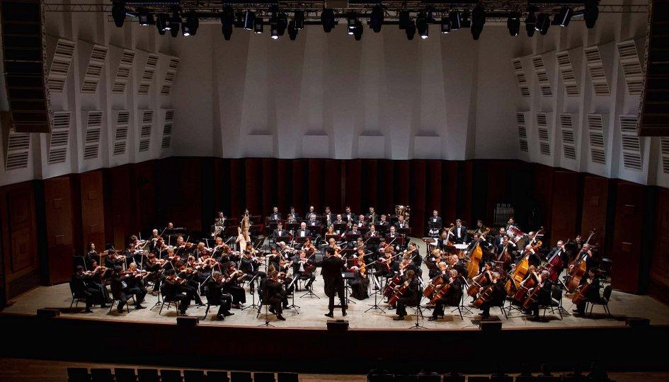 Концерты: Новосибирский академический симфонический оркестр