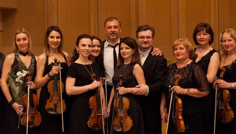 Концерты: «В стране улыбок»: Volga Philharmonic