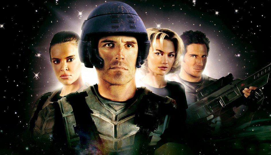 Кино: «Звездный десант-2: Герой федерации»