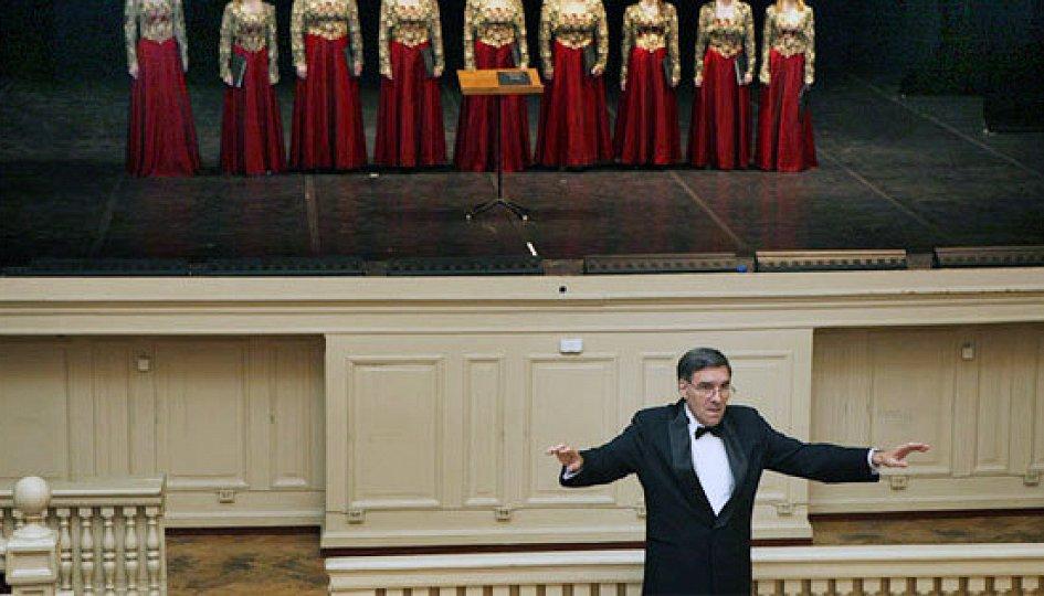 В году в академический большой хор (получивший название «мастера хорового пения») на должность художественного руководителя был приглашен народный артист россии, профессор лев конторович.