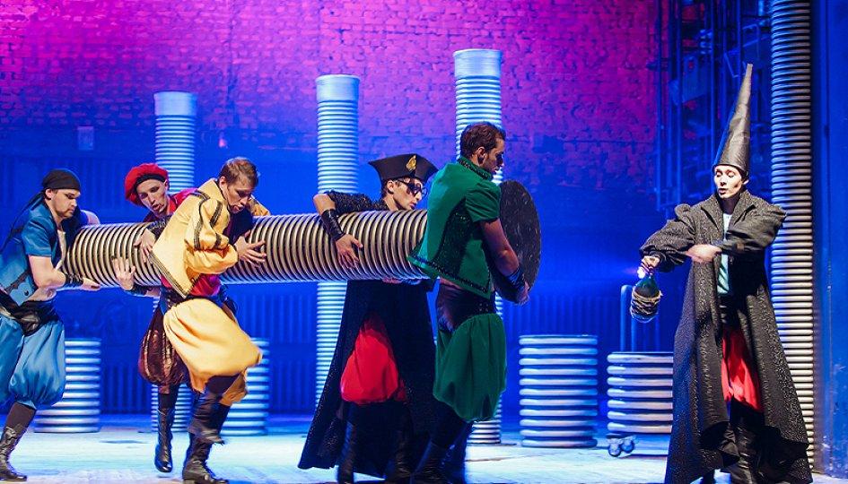 Театр: Укрощение строптивой, Нижний Новгород