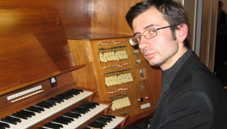 Концерты: «Орган танцует румбу»: Дмитрий Ушаков