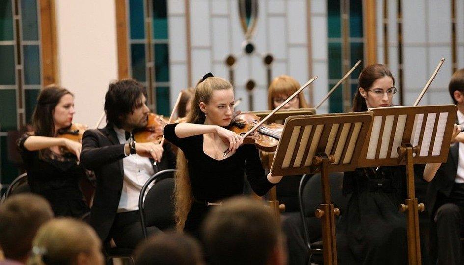 Концерты: «В компании с оркестром»: «Премьер-оркестр»