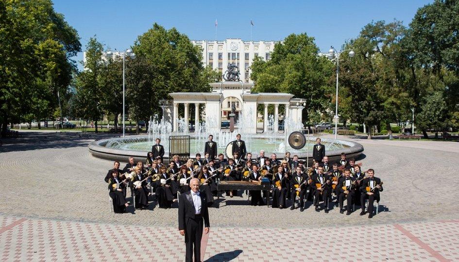 Концерты: «Музыка северной столицы»: «Виртуозы Кубани»