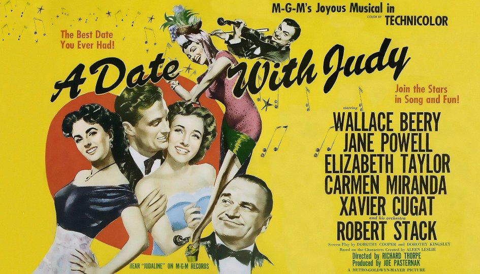 Кино: «Свидание с Джуди»
