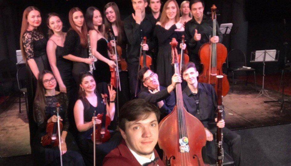 Концерты: «Шикарный концерт»: Камерный оркестр Молодежного театра на Булаке