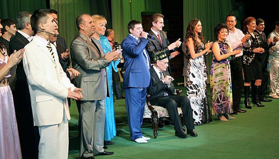 Концерты: Театр песни Салавата Фатхутдинова