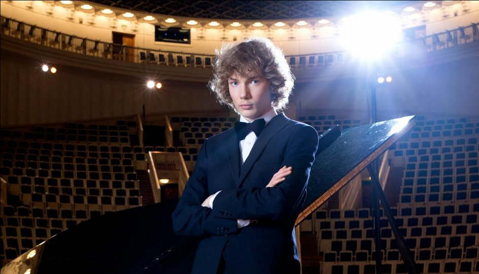 Концерты: «Владимир Спиваков приглашает...»: Иван Бессонов