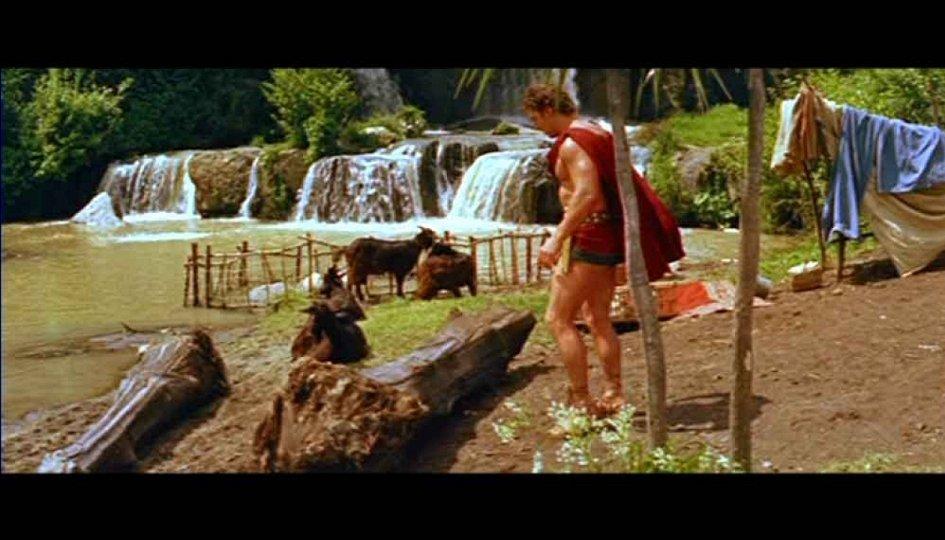 Кино: «Любовные подвиги Геракла»
