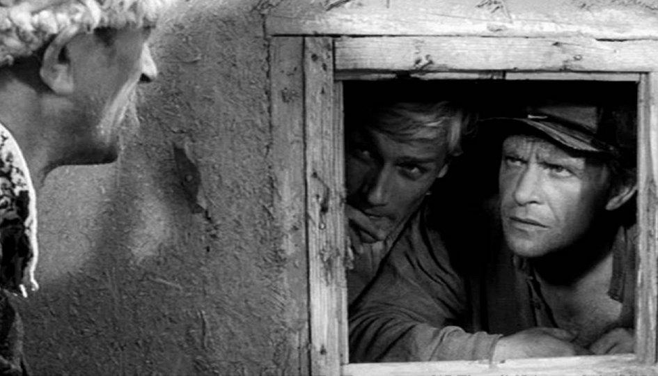 Кино: «Служили два товарища»