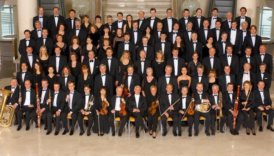 Концерты: «Владимир Спиваков приглашает...»: Национальный филармонический оркестр России
