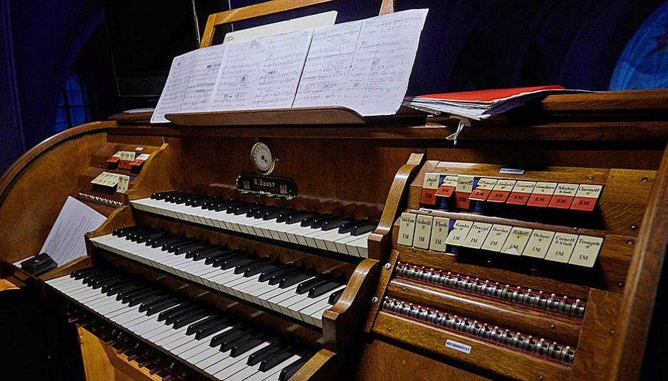 Концерты: Кор Ардеш (орган, Нидерланды)